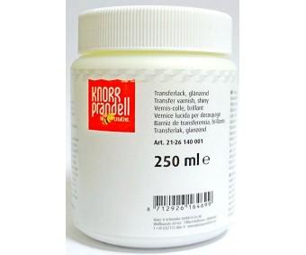 Liim-lakk dekupaažile 250 ml, Knorr Prandell - läikiv