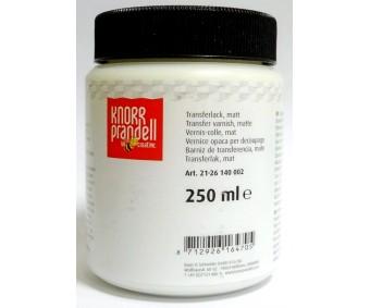 Liim-lakk dekupaažile 250 ml, Knorr Prandell - matt