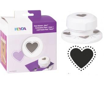 Motiivauguraud Heyda Flexi 35mm - süda
