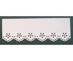 Motiivauguraud Heyda paberi servale - lilled