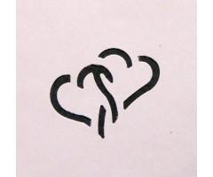 Motiivauguraud Wedo - kaks südant