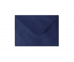 Ümbrikud  Pearl Navy Blue C6 /114x162mm/ 150g/m2  - 10 tk pakis