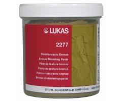 Struktuurpasta, 250 ml - pronks - Lukas