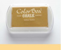 Templipadi ColorBox Chalk - Yellow Ochre (suur)