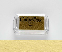 Templipadi ColorBox Mini Metallic - Gold