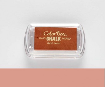 Templipadi ColorBox Chalk - Burnt Sienna