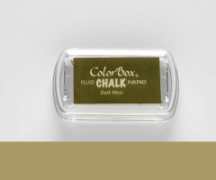 Templipadi ColorBox Chalk - Dark Moss