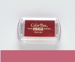 Templipadi ColorBox Chalk - Warm Red
