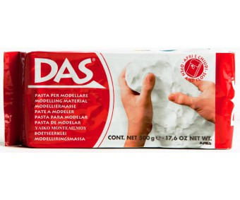 Voolimissavi DAS - valge, 1000 g