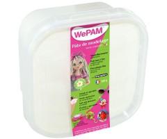 Modelleerimismass Cleopatre WePAM 145g - valge