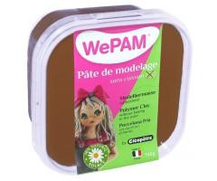 Modelleerimismass Cleopatre WePAM 145g - pruun