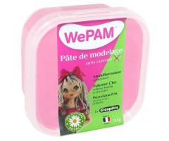 Modelleerimismass Cleopatre WePAM 145g - heleroosa