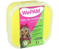 Modelleerimismass Cleopatre WePAM 145g - kollane