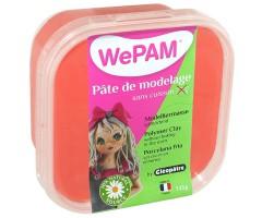 Modelleerimismass Cleopatre WePAM 145g - punane