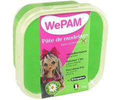 Modelleerimismass Cleopatre WePAM 145g - roheline