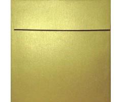 Ümbrikud Curious Metallics 170x170mm - Golf Leaf, 10 tk