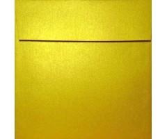 Ümbrikud Curious Metallics 170x170mm - Super Gold, 10 tk
