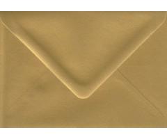 Ümbrik metallik C6 - kuld, 10 tk