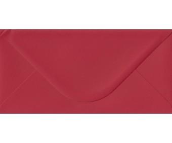 Ümbrik värviline C65 - punane, 10 tk