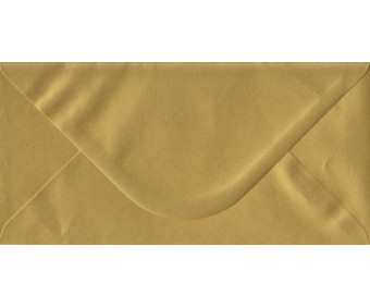 Ümbrik metallik C65 - kuld, 10 tk