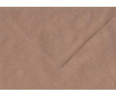 Ümbrik jõupaberist 13.3x18.4cm - pruun, 10 tk