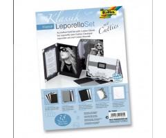 Kaarditoorikute ja ümbrike komplekt Folia Leporello - Klassika