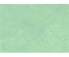Ümbrikud Nepaali paberist C6 - helesinine, 10tk