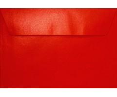 Ümbrikud Galeria Papieru C6 - Pearl Red, 10 tk