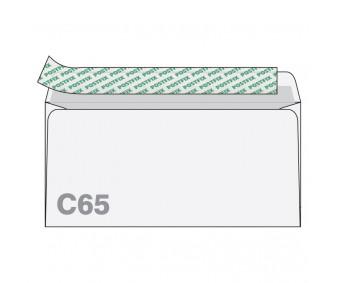 Ümbrik iseliimuv, hall sisetrükk, 50 tk - C65